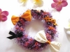Halloween wreath Candy