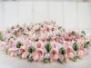 Peach Petals Lei