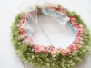 Field of Flowers Wreath
