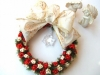 X'mas Wreath Garden (Red)